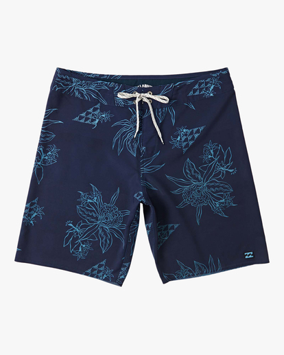 0 All Day Airlite Boardshorts Blue M1093BAA Billabong