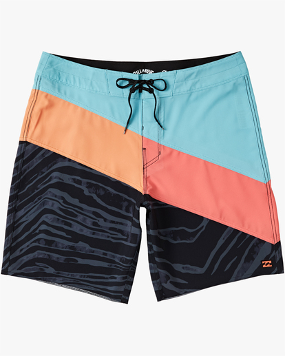 0 T Street Pro Boardshorts Multicolor M1153BSP Billabong