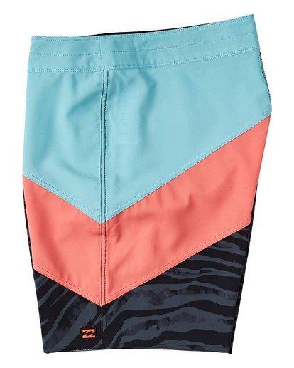 2 T Street Pro Boardshorts Multicolor M1153BSP Billabong