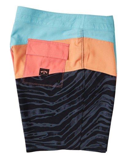 3 T Street Pro Boardshorts Multicolor M1153BSP Billabong
