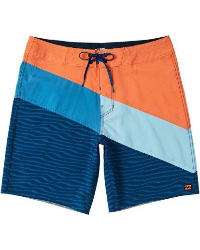0 T Street Pro Boardshorts Blue M1153BSP Billabong