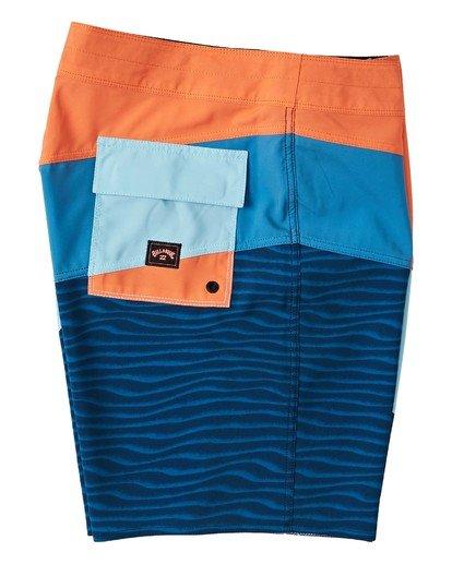 3 T Street Pro Boardshorts Blue M1153BSP Billabong