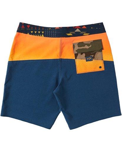 """3 Fifty50 Pro Boardshort 19"""" Yellow M1173BFF Billabong"""