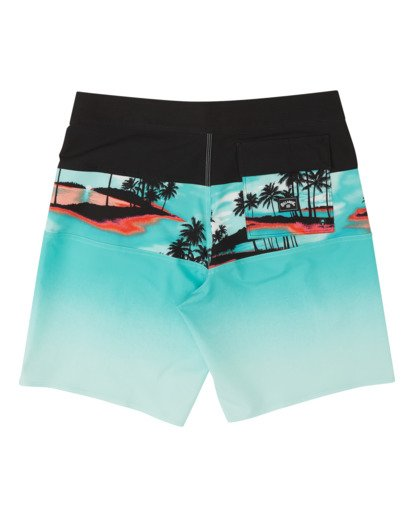 "1 Tribong Pro Boardshorts 19"" Blue M1201BTB Billabong"