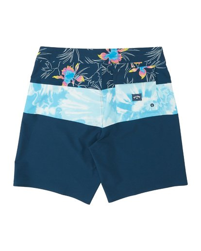 1 Tribong Pro Boardshorts Blue M1201BTB Billabong