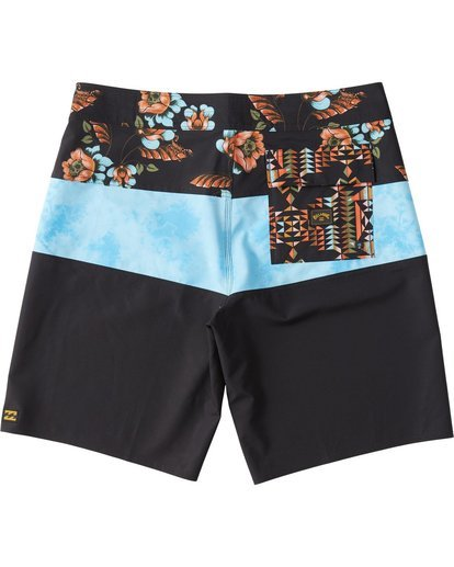 1 Tribong Pro Boardshorts Black M1201BTB Billabong