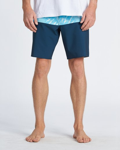 7 Tribong Pro Boardshorts Blue M1201BTB Billabong
