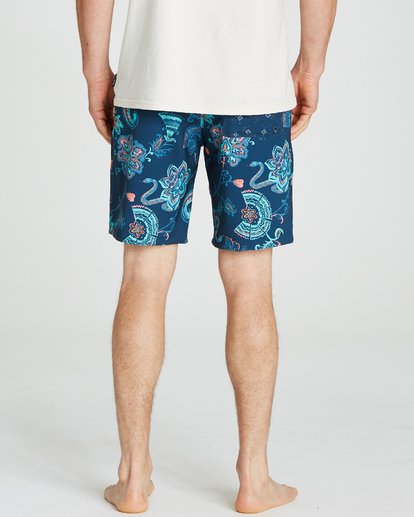 4 Sundays X Boardshorts Blue M120NBSU Billabong