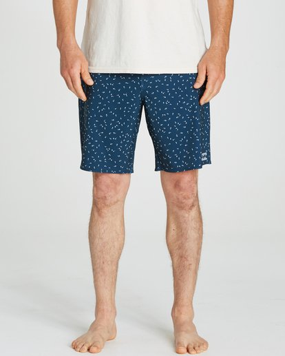 3 Sundays X Boardshorts Blue M120NBSU Billabong