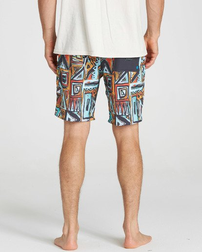 5 Sundays X Boardshorts Yellow M120NBSU Billabong