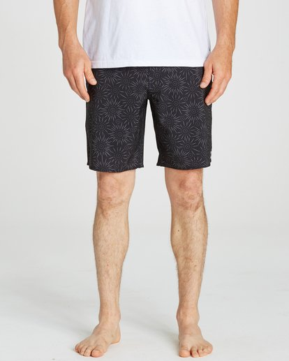 3 Sundays X Boardshorts Grey M120NBSU Billabong