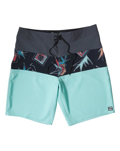 0 Tribong Pro Boardshort White M120TBTB Billabong