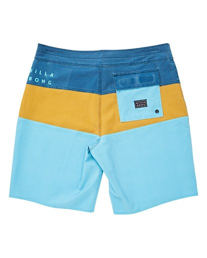 1 Tribong Pro Boardshorts Yellow M120TBTB Billabong