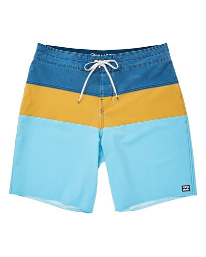 0 Tribong Pro Boardshorts Yellow M120TBTB Billabong