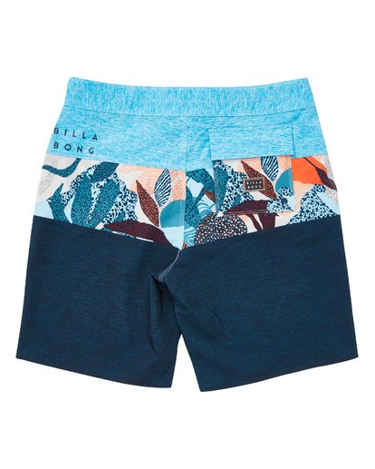 1 Tribong Pro Boardshort Blue M120TBTB Billabong