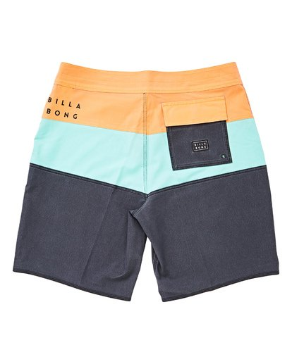 1 Tribong Pro Boardshorts Grey M120TBTB Billabong