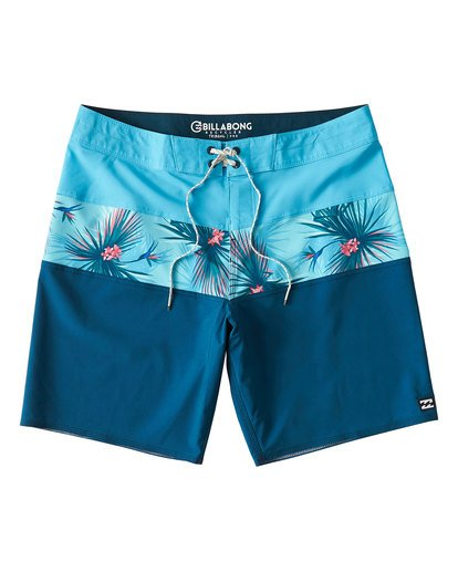 0 Tribong Pro Boardshorts Blue M120VBTB Billabong