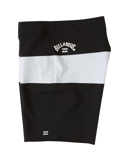 2 Tribong Pro Solid Boardshorts Black M1211BTS Billabong