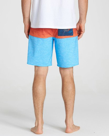5 Tribong X Boardshorts Blue M121NBTB Billabong