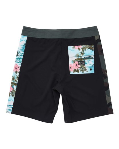 1 D Bah Pro Boardshort Black M121TBSP Billabong