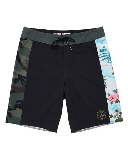 0 D Bah Pro Boardshort Black M121TBSP Billabong