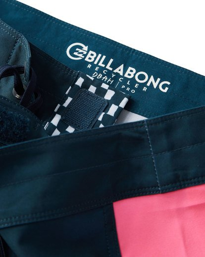 7 D Bah Pro Boardshorts Brown M121TBSP Billabong