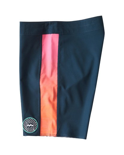 2 D Bah Pro Boardshorts Brown M121TBSP Billabong