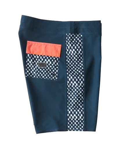3 D Bah Pro Boardshorts Blue M121TBSP Billabong