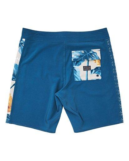 1 D Bah Pro Boardshort Blue M121TBSP Billabong