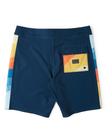 1 D Bah Pro Boardshort Blue M121TBSP Billabong