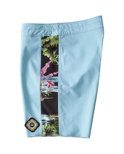 2 D Bah Pro Boardshorts Blue M121TBSP Billabong