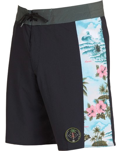 2 D Bah Pro Boardshort Black M121TBSP Billabong