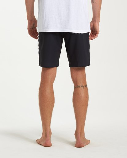9 D Bah Pro Boardshorts Black M121TBSP Billabong