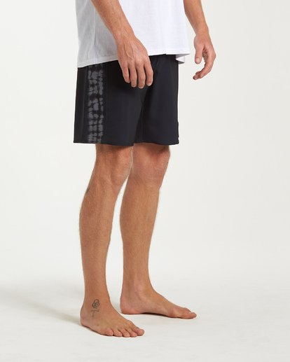 8 D Bah Pro Boardshorts Black M121TBSP Billabong