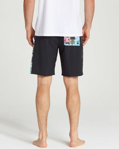 5 D Bah Pro Boardshort Black M121TBSP Billabong