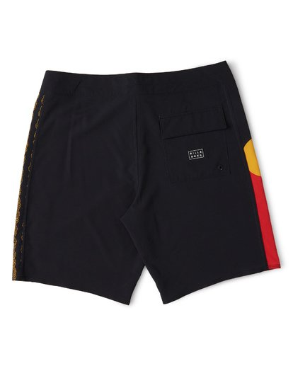 1 Otis Dbah Pro Boardshorts Black M121WBDR Billabong
