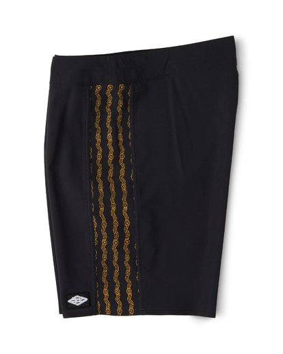 2 Otis Dbah Pro Boardshorts Black M121WBDR Billabong