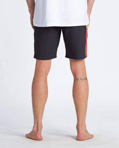 7 Otis Dbah Pro Boardshorts Black M121WBDR Billabong