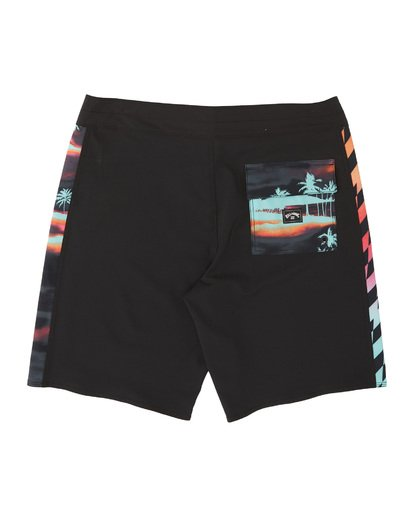1 D Bah Pro Boardshorts Black M1221BSP Billabong