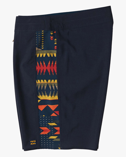 "2 D Bah Pro Boardshorts 19"" Blue M1221BSP Billabong"