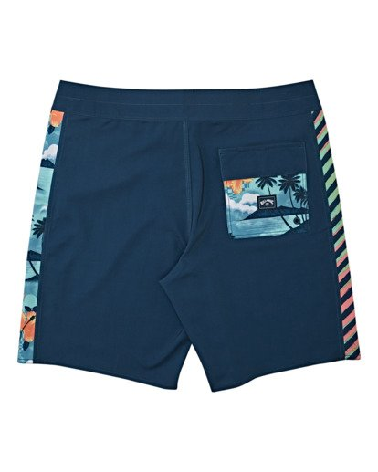 1 D Bah Pro Boardshorts Blue M1221BSP Billabong