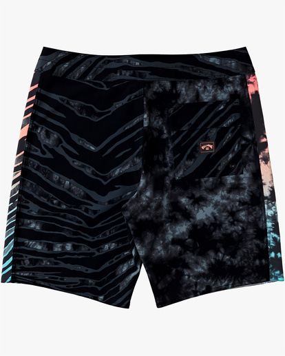 "1 D Bah Pro Boardshort 19"" Red M1221BSP Billabong"