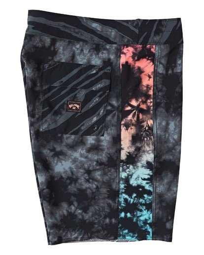 "3 D Bah Pro Boardshorts 19"" Red M1221BSP Billabong"