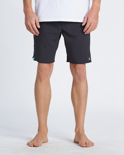 7 D Bah Pro Boardshorts Black M1221BSP Billabong