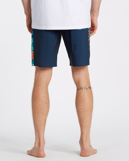 5 D Bah Pro Boardshorts Blue M1221BSP Billabong