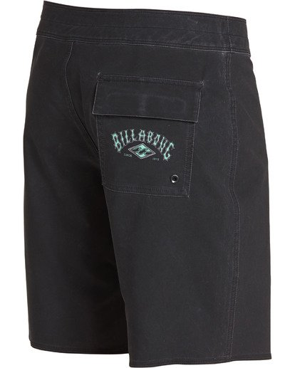 3 Warp Pro Boardshorts Black M122TBPL Billabong