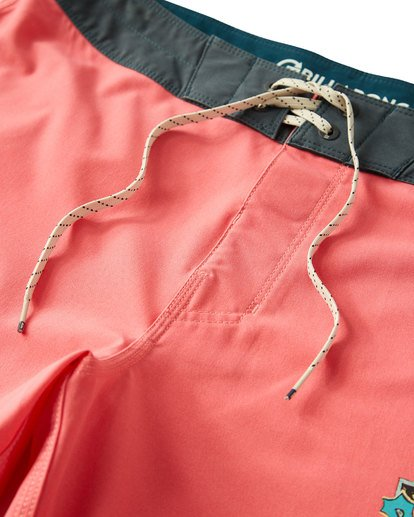 4 Warp Pro Boardshorts Pink M122UBPL Billabong