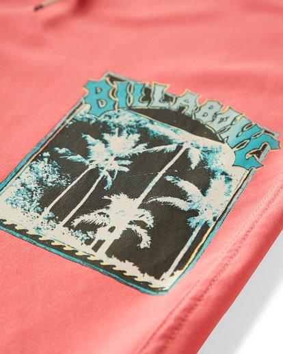 5 Warp Pro Boardshorts Pink M122UBPL Billabong