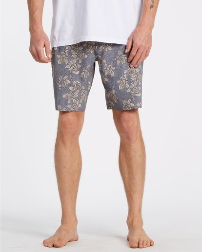 4 Sundays Down Under Boardshorts Brown M1231BSE Billabong