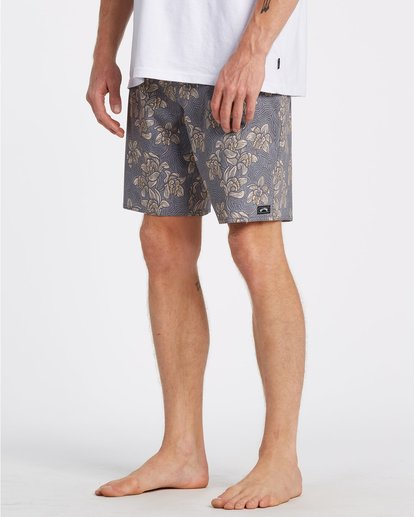5 Sundays Down Under Boardshorts Brown M1231BSE Billabong